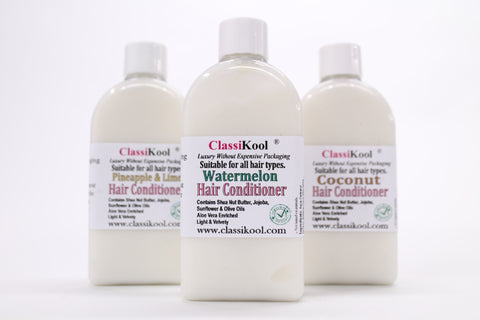 Classikool Organic SLS & Paraben Free Conditioner: 13 Luxury Fragrance Choices