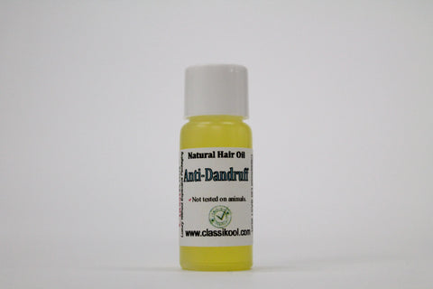 Classikool Anti Dandruff Treatment: Natural Nourishing Essential Oil Hair Care