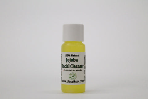 Classikool [Golden Jojoba Oil Cleanser] for Face & Skin: A Natural, Nourishing Emollient