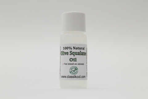 Classikool [Olive Squalane] a Natural Skin Care Moisturiser & Beauty Oil
