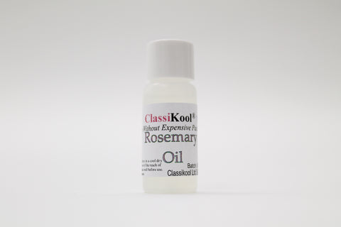 Classikool Rosemary Oil: 100% Pure for Aromatherapy & Massage