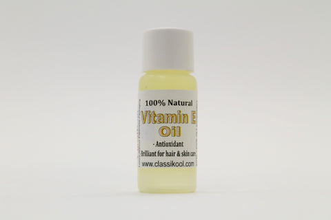 Classikool Vitamin E Carrier Oil for Aromatherapy & Massage