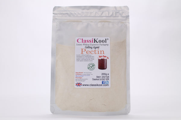Classikool Pectin Power For Making Jam, Chutney, Marmalade, Fruit, Jelly & Cakes