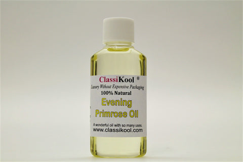 Classikool Natural Evening Primrose Oil for Beauty Skin Care: Ageing & Dry Skin