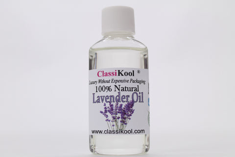 Classikool Lavender Essential Oil 100% Pure & Natural for Aromatherapy & Massage