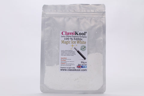 Classikool [Magic White Icing Whitener] Titanium Dioxide Paste Colour Lightener