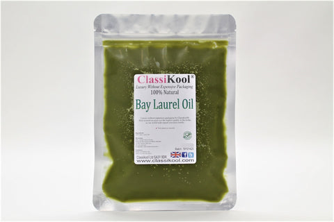 Classikool Bay Laurel Essential Oil: Natural Leaf Based Aromatherapy & Massage
