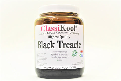 Classikool Black Treacle Molasses for Catering Baking Pudding, Gingerbread, Biscuits & Cakes