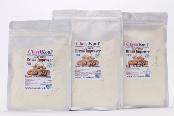 Classikool Pro Bakers' Quality All-Purpose Bread Improver