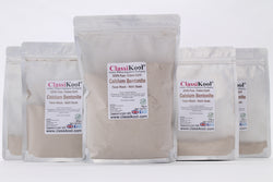 Classikool Fullers Earth Calcium Bentonite Clay Powder for Healing Detox Skin Care