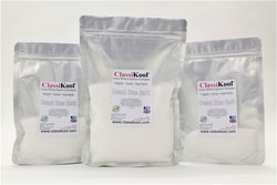 Classikool Coarse Dead Sea Salt: Food Grade & Suitable for Beauty Body Skin Care