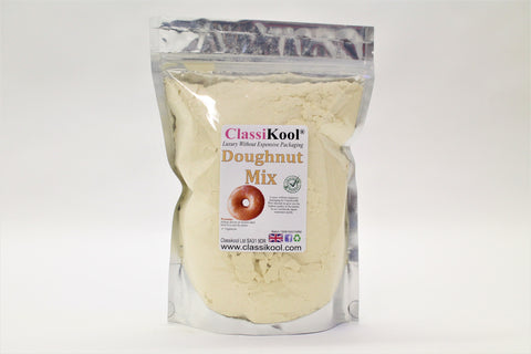Classikool Doughnut Mix: Quick & Easy Use for American Style Ring Donuts