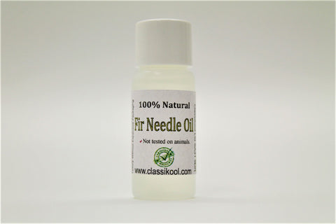 Classikool Fir Needle Essential Oil: for Relaxing Aromatherapy & Home Fragrance