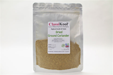 Classikool Dried Ground Coriander Powder: Quality Dhania for Cooking & Seasoning