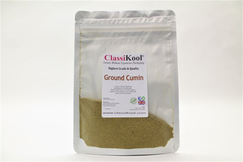 Classikool Ground Cumin Powder: Quality Seasoning for Cooking Curry & Chili