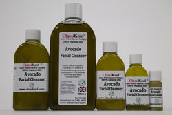 Classikool [Avocado Face & Skin Cleanser]: A Natural, Nourishing Deep Tissue Emollient