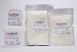 Classikool Natural Shea & Coconut Moisturising Nourishing Body Butter Balm