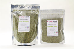 Classikool Dried Marjoram: Quality Herb for Cooking and Seasoning Soup, Teas & Stew