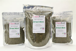Classikool Dried Mint: Quality Herb for Cooking and Seasoning Sauces & Soups