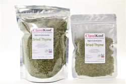 Classikool Dried Thyme: Quality Herb for Cooking & Seasoning herbes de Provence