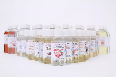Classikool 30ml [Chocolate Suitable Food Flavouring]: Concentrated & Professional