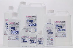 Classikool Thick Fog Juice: DJ Smoke Machine Liquid Special Effect Fluid