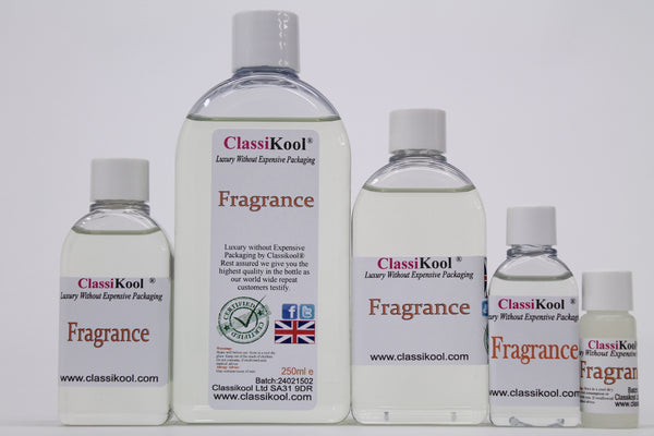 Classikool Fragrance Oil for Candle, Soap, Candle & Bath Bomb Making - Choose Your Scent & Size