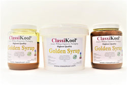 Classikool Golden Syrup Light Treacle: for Bulk Catering Baking Cakes & Sticky Toffee Puddings