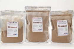 Classikool Ground Cinnamon: Premium Quality, Food Grade Cooking / Baking Spice & Catering