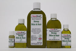 Classikool Natural [Hemp Skin, Nails & Hair Care Beauty Blend]: Nourishes & Softens