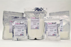 Classikool Isomalt Granules: Low Calorie Sugar-Substitute for Baking & Sweets