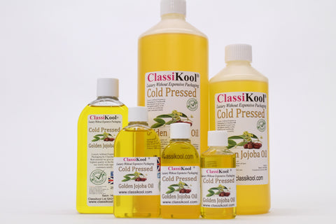 Classikool Jojoba Essential Oil: Pure & Natural for Aromatherapy & Well-being