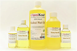Classikool Ku Kui Nut Oil: for Aromatherapy, Massage & Moisturising Skin Care