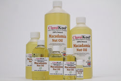 Classikool Natural Macadamia Carrier Oil: A Nourishing Skin & Dry Hair Treatment