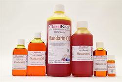 Classikool Mandarin Essential Oil: Natural Fruit Oil for Home Fragrance & Massage