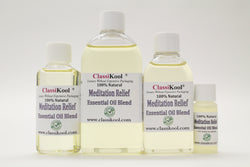 Classikool [Meditation Oil Blend] for Home Fragrance & Smell Sensory Meditating