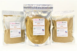 Classikool Mild Madras Curry Powder: High Quality for Cooking, Seasoning & Catering