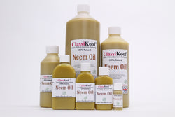 Classikool Neem Essential Oil: Pure Cold Pressed, Natural & Unrefined