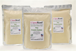 Classikool Pea Protein Powder: Vegan Dairy-Free Supplement for Cooking & Baking