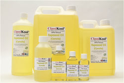 Classikool Rapeseed /Canola Oil: Food Grade for Natural Skin Care & Aromatherapy
