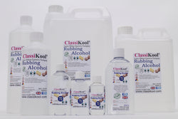 Classikool 70% Pure Isopropyl Rubbing Alcohol