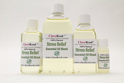 Classikool [Stress Relief Oil Blend] Calming Aroma for Relaxation & Home Fragrance