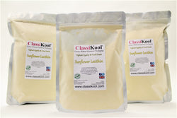 Classikool [Sunflower Lecithin Powder] for Food Texture, Baking & Cooking