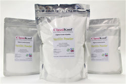 Classikool Crystalised Vanillin Powder: Quality Flavouring for Baking & Sweets