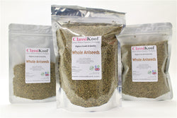 Classikool Whole Anise Seeds: High Quality for Sweet / Savoury Cooking & Baking