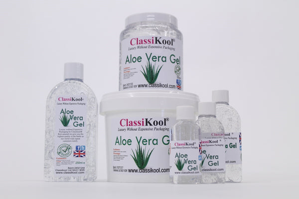 Classikool Aloe Vera Gel for Skin Care Natural Treatment