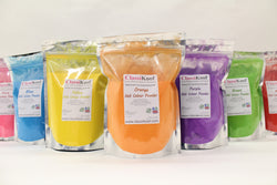 Classikool [5kg Holi Festival Throwing Powder 7 Colours Set] Fun Runs & Parties