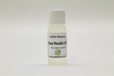 Classikool Pine Needle Essential Oil: for Relaxing Aromatherapy & Home Fragrance