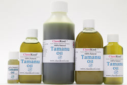 Classikool Tamanu Carrier Oil: 100% Pure Organic for Natural Skin Care