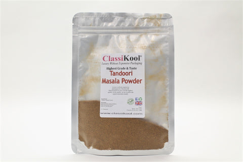 Classikool Tandoori Masala Powder: Quality Spice Seasoning for Cooking Curry